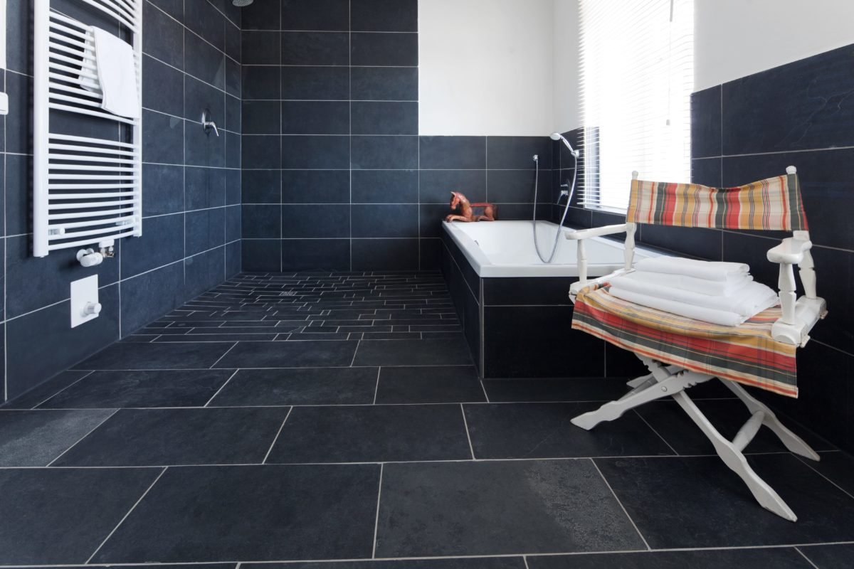 slate flooring pros and cons